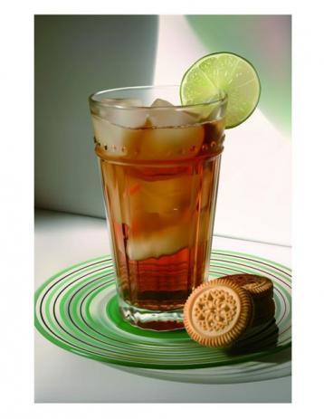 冰红茶的制作方法