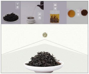 冲泡政和工夫红茶的方法及基本要点