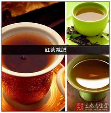 祁门红茶减肥效果明显|红茶功效