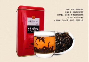 信阳红茶图片