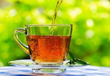 唯美红茶茶汤摄影图|红茶图片素材