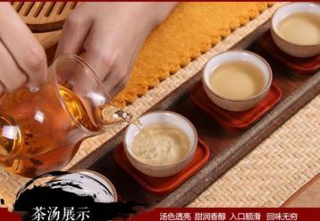 老白茶滋味变化|福鼎白茶品鉴