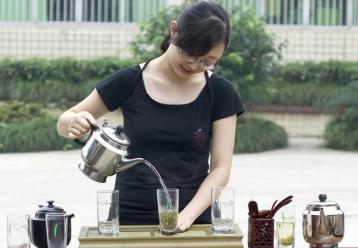 不同种类白茶冲泡法|福鼎白茶