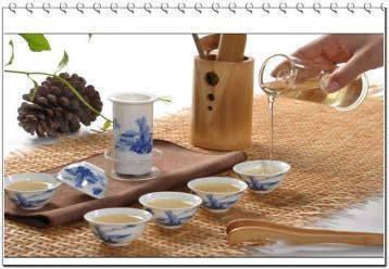 泡茶要素(2)冲泡水温|茶艺基本知识