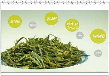 黄茶的功效与作用