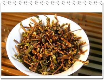 茶叶梗的作用|茶梗有什么用途