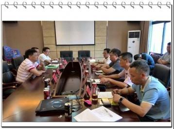 农业部优农中心副主任陈金发来安化县调研黑茶产业