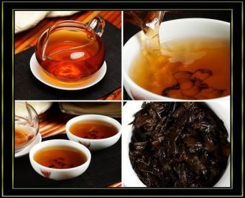 普洱茶生茶的鉴别 |普洱茶熟茶的鉴别