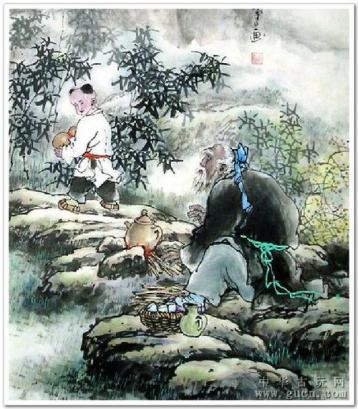 烧烤后煮饮|中国绿茶的历史(二)