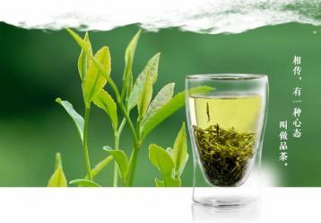 绿茶的四大种类:按工艺划分