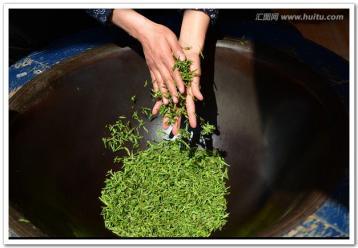 传统手工高档绿茶制作技艺|手工绿茶
