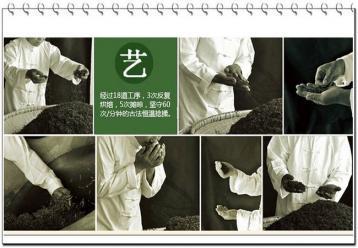 信阳毛尖的手工制作工艺|绿茶加工工艺