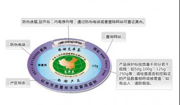 购买西湖龙井茶原产地标识怎么看? 龙井茶鉴别