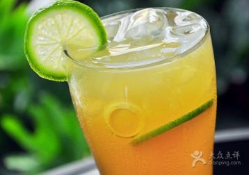 柠檬绿茶的功效|绿茶功效