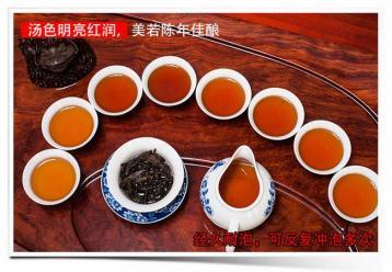 黑茶审评术语|黑茶品鉴