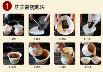 安化黑茶泡饮技巧:如何醒茶|黑茶冲泡