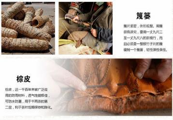 千两茶工艺流程图|黑茶制作图片