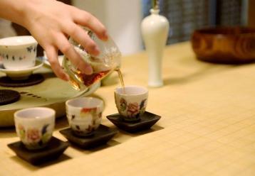 大红袍的冲泡步骤|武夷岩茶