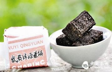 """泉州人解暑神器 """"茶饼""""里80%是武夷岩茶"""