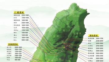 台湾茶叶发展及种类详细介绍|台湾乌龙茶
