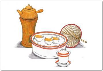潮汕乌龙茶文化|独特的潮汕功夫茶文化