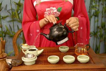 台湾冻顶乌龙茶泡法 乌龙茶冲泡