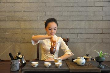 紫砂茶壶泡茶法|乌龙茶泡法