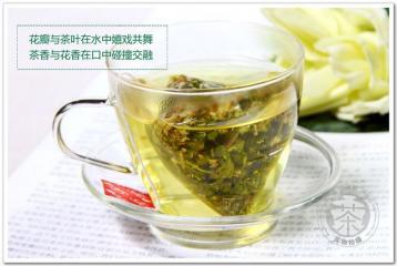 桂花乌龙茶的功效和冲泡方法|通气和胃功效