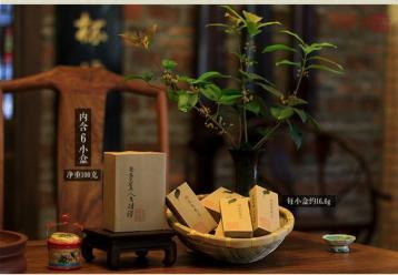 桂花乌龙茶展示图片--湜怀 桂花乌龙茶图片