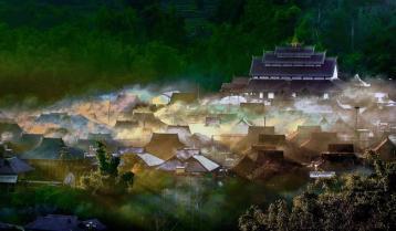 布朗山,世界最早的普洱茶产地|普洱茶茶山