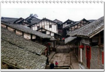 茶马古道第一镇磨黑古镇|普洱茶文化