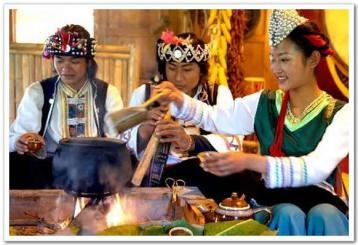 哈尼族与普洱茶的渊源|普洱茶文化