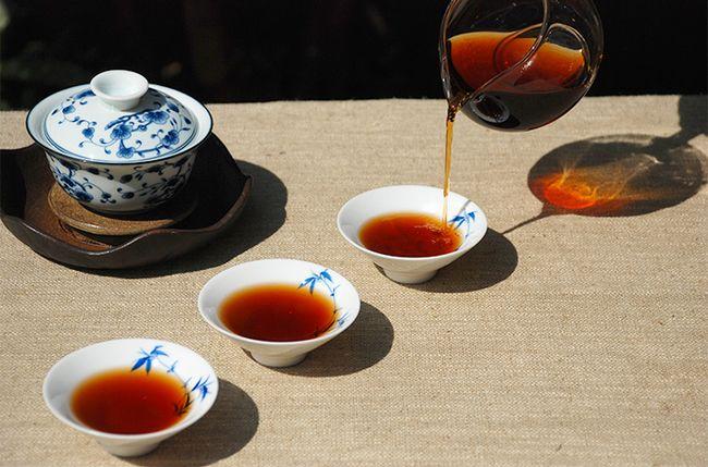 普洱熟茶 选购