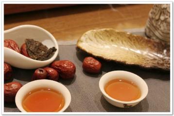 【美容diy】红枣普洱茶|养颜补气血