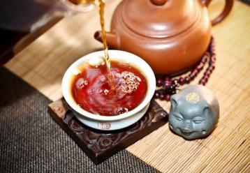 熟普洱散茶加工|熟普洱制作工艺