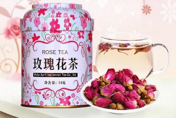 2015年最受欢迎的玫瑰花茶品牌排行榜