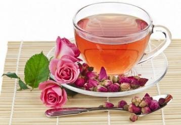 玫瑰花茶搭配配方| 冬天喝花茶的搭配