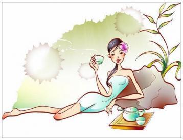 夏天喝什么花茶减肥?|减肥花茶搭配