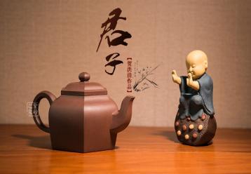 选一把适合的好壶喝茶|紫砂壶选购知识