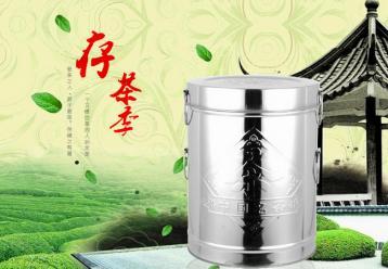 锡罐是存放茶叶的理想之地|茶叶存储