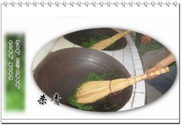 沩山毛尖制作工艺|黄小茶加工工艺