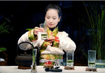 西湖龙井绿茶茶艺表演解说词|茶艺表演