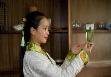 信阳毛尖茶艺表演解说词 绿茶茶艺表演