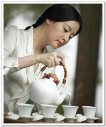普洱茶茶艺表演解说词|茶艺表演