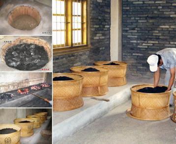 武夷岩茶烘焙法|乌龙茶烘焙
