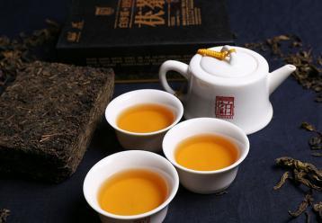 黑茶发酵工艺
