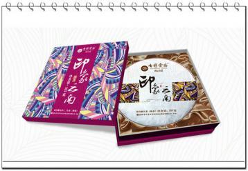 浅谈茶叶包装设计中色彩的运用