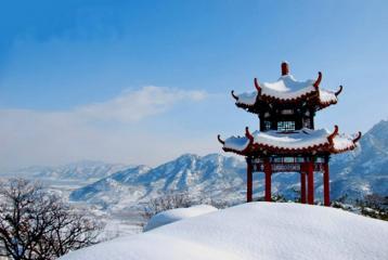 瑞雪兆丰年 今年龙井茶质量会更好
