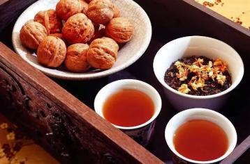 茶食品种分类