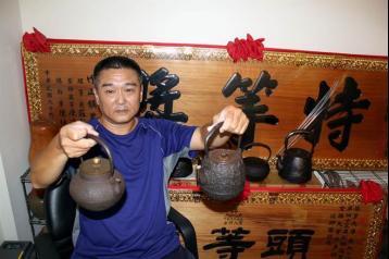 台湾茶界正风靡日本铁壶|茶具资讯